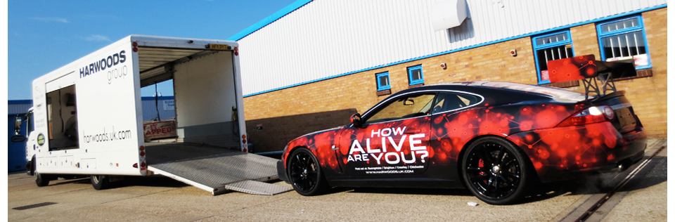 Vehicle Wrapping Experts Approved by 3M - W23 Group